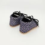 chaussures automne Beda 1ers pas BF060754VTS dark violette sur la boutique liberty pieds-8