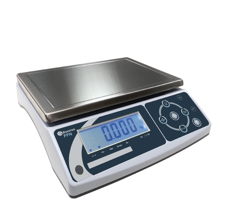 Balance de table <br/><b>Portée maximum 30kg </b><br/>Précision 1 gramme <br/>Plateau : 310x220 mm.