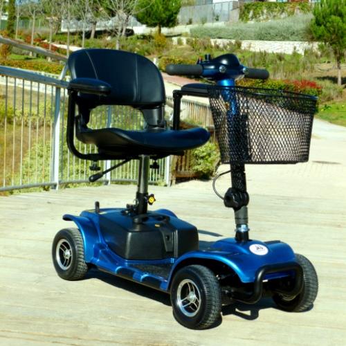 Scooter électrique 4 roues, SMART Scooters électriques