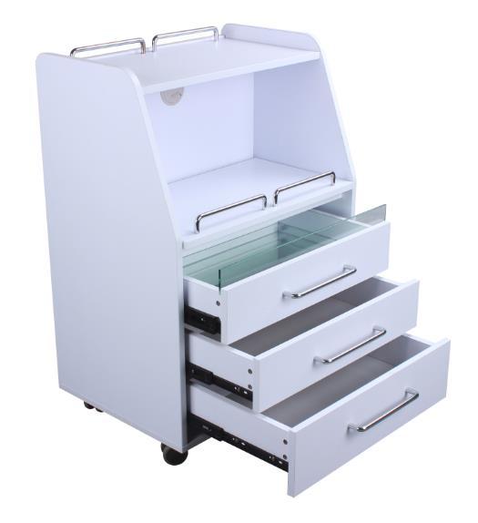 meuble de rangement avec tiroir st rilisateur uv spin. Black Bedroom Furniture Sets. Home Design Ideas