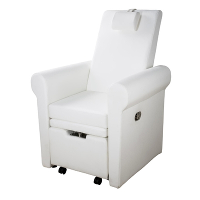 fauteuil, pédiluve