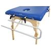 Porte-rouleau pour table de massage pliante