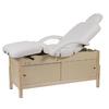 Table de massage réglable en hauteur avec rangements, CAPHI