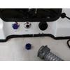 Fauteuil massant Pédi-Spa 2 moteurs, CALN Blanc