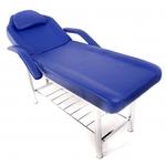 Table de massage fixe, avec accoudoirs amovibles