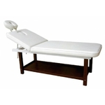 Table de massage fixe en bois: ROMBO