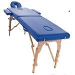 Table de massage pliante en bois, 182 x 60 cm, 1 panneau