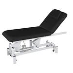 Table de massage électrique noire, 1 moteur: LUMB