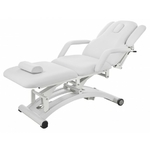 Table électrique 3 moteurs pour physiothérapeute,blanche, SPHEN