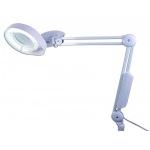 Lampe-loupe avec étau de table, EXPAND