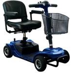Scooter électrique 4 roues, LITHIUM