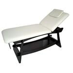 Table de massage fixe,bois wengué: DELTO
