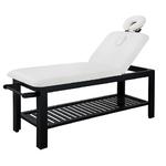 Table de massage fixe en bois, TRIET