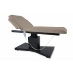 Table de massage électrique ELEGANZA, 1 moteur, couleur Bison