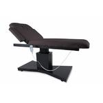 Table de massage électrique ELEGANZA, 1 moteur, couleur Chocolat