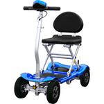 Scooter électrique 4 roues pliant, BRAVO