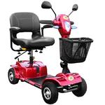 Scooter électrique 4 roues pneumatiques, URBAN 1
