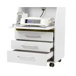 Meuble de rangement avec  tiroir stérilisateur UV, SPIN