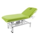 Table de massage électrique, 1 moteur, VERT PISTACHE
