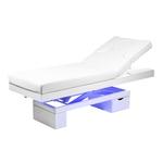 Table de massage confort, 2 moteurs avec Leds de couleurs, HARMONY