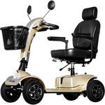 Scooter électrique, 4 roues, CRUISER