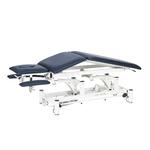Table électrique multi-positions pour physiothérapeute, LOMI BLEU