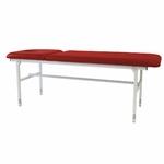 Table fixe, 2 plans: 62 x 90cm, réglable en hauteur