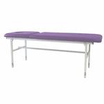 Table fixe, 2 plans: 70 x 90cm, réglable en hauteur
