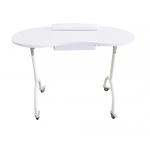 Table pliante pour manucure avec tiroir, PALMAR+