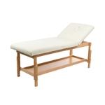 Table fixe en bois, réglable en hauteur, MYO