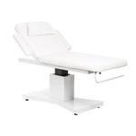Table de massage 1 moteur, RUKBA Blanc