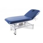 Table de massage électrique, 1 moteur BLEU