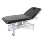 Table de massage électrique, 2 panneaux, 1 moteur
