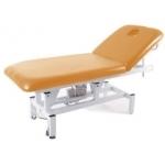 Table de massage électrique, 1 moteur, JAUNE