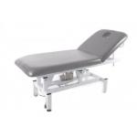 Table de massage électrique: 184 x 70 cm, avec roulettes et porte-rouleau