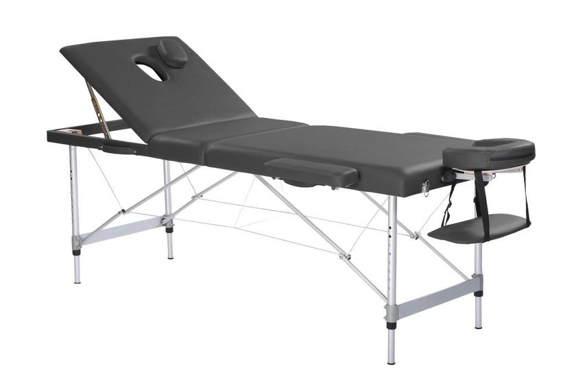 Table de massage pliante en alu 2 panneaux eron mobilier esth tique profe - Table de massage pliante alu ...