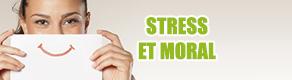 Stress et moral