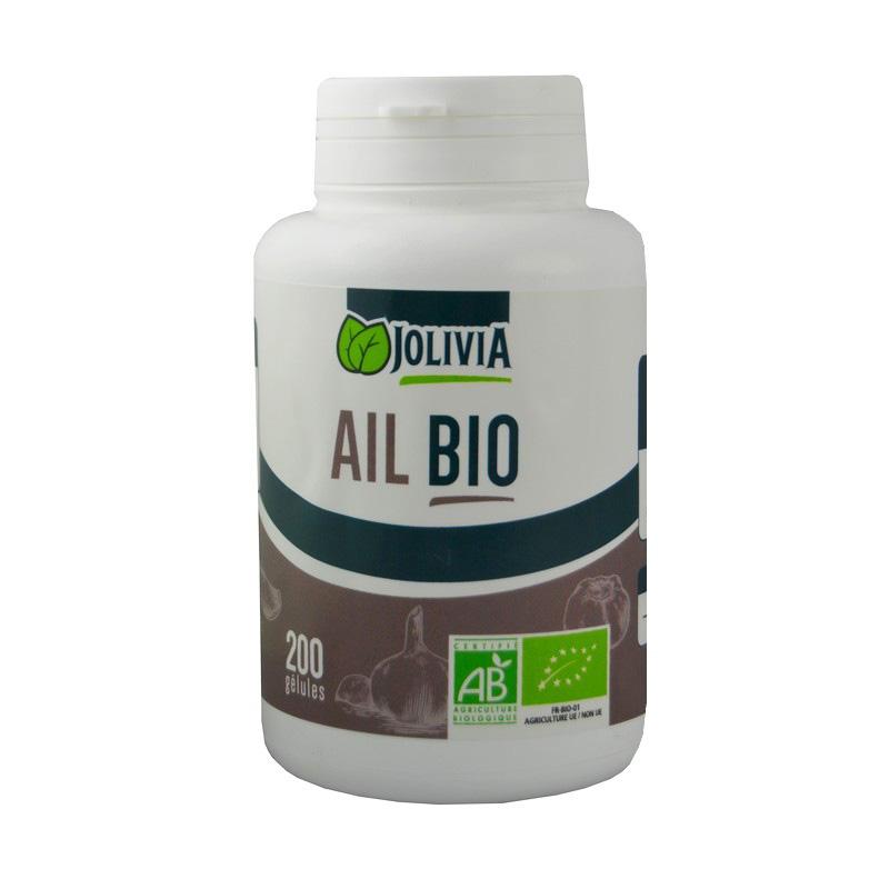 Ail Bio AB 200 gélules végétales 280 mg