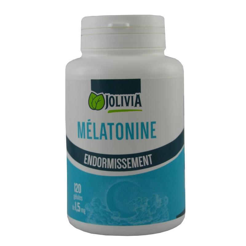 Mélatonine 1,5 mg - 120 gélules - Santé/Sommeil - Boutique