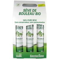 Sève de Bouleau Bio pack 3 x 500 ml