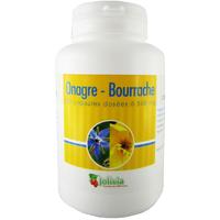 Huile de Bourrache et Onagre 200 capsules