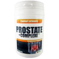 Prostate + Complexe capsules