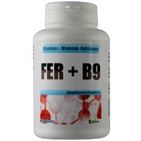 Fer + B9 180 gélules 14 mg