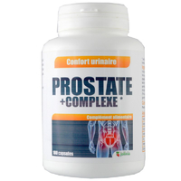 Prostate + Complexe 180 capsules
