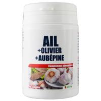 Ail-Olivier-Aubépine capsules