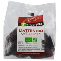 Dattes moelleuses Bio 200 g