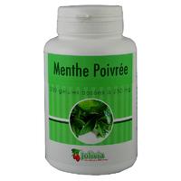 Menthe poivrée 200 gélules 250 mg