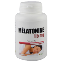 Mélatonine 1,5 mg - 120 gélules