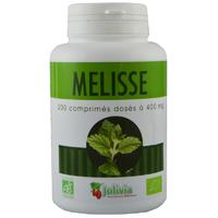 Mélisse Bio AB 200 comprimés 400 mg