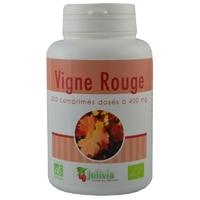 Vigne Rouge Bio AB 200 comprimés 400 mg